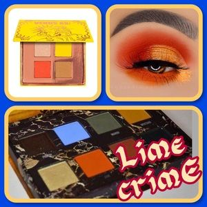 Brand new in box lime crime bundle XS and XL